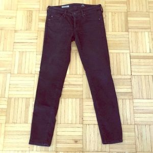 Original Adriano Goldschmied (AG) jeans